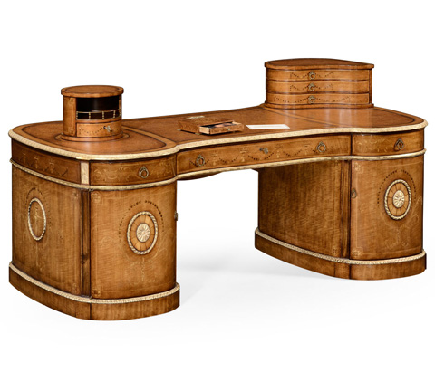 Jonathan Charles - Neo-Classical Partners Desk - 494163