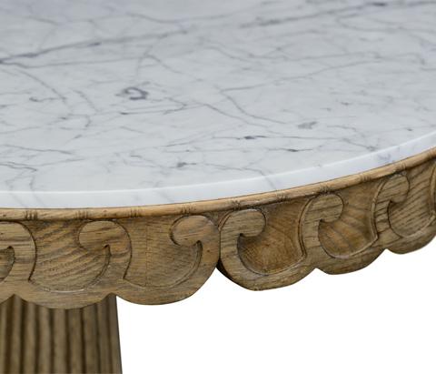 Jonathan Charles - Dalkeith Table - 530046
