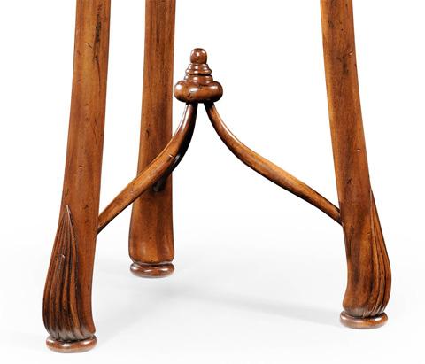 Jonathan Charles - Tall Walnut Planter - 492910