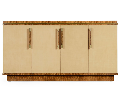 Jonathan Charles - Hyedua and Ivory Finish Sideboard - 494914-CO1