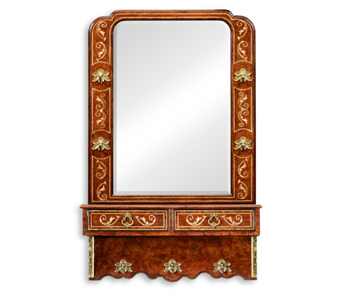 Jonathan Charles - Hall Mirror - 499395