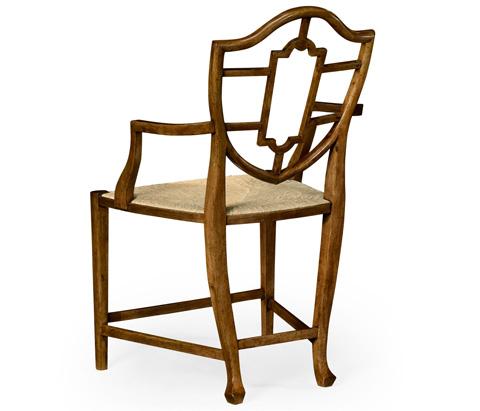 Jonathan Charles - Aveburn Arm Chair - 530002-GFA-AC