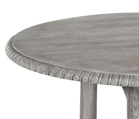 Jonathan Charles - Moxby End Table - 530093
