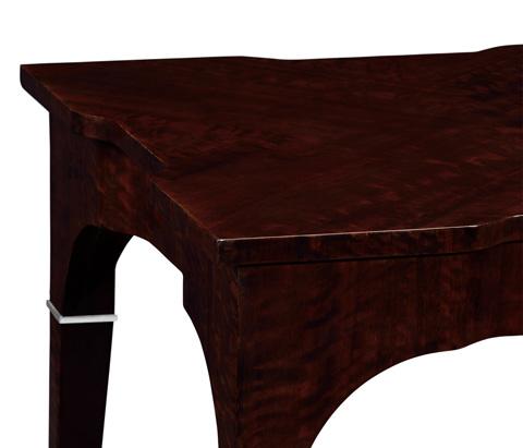 Jonathan Charles - Square Lamp Table - 495398-BEC