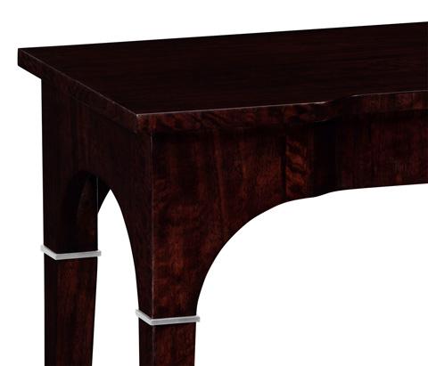Jonathan Charles - Rectangular Console Table - 495420-BEC