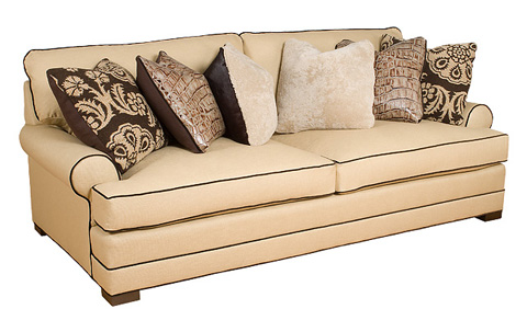 King Hickory - Casbah Fabric Sofa - 1100