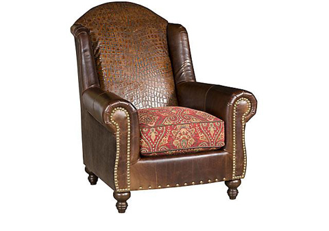 King Hickory - Gunnison Chair - 0341-LF