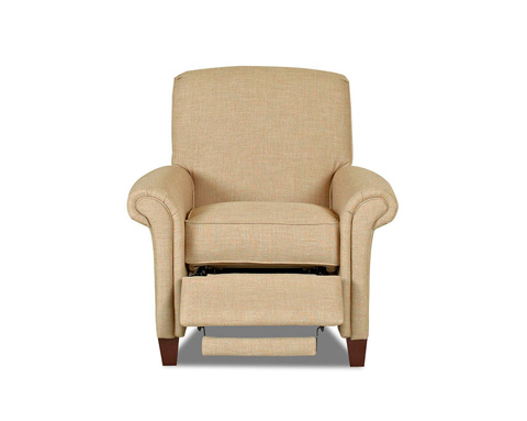 Klaussner Home Furnishings - Selma High Leg Recliner - 52808 HLRC