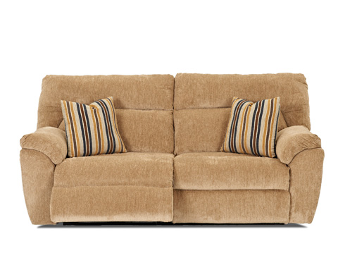 Klaussner Home Furnishings - St Andrew Sofa - 37703P 2RS