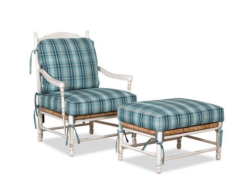 Klaussner Home Furnishings - Homespun Chair - D350M OC