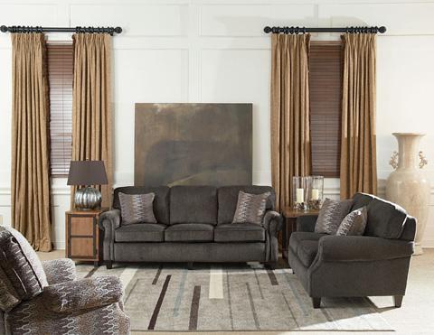 Lane Home Furnishings - Emerson Stationary Loveseat - 702-20