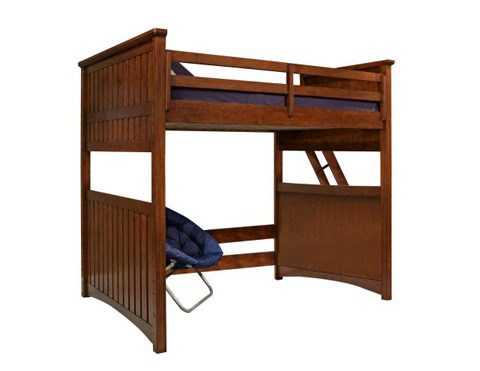 Image of Full Loft Bed