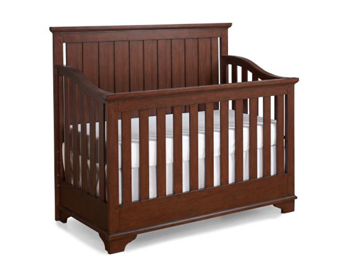 Image of Nursery Convertible Crib