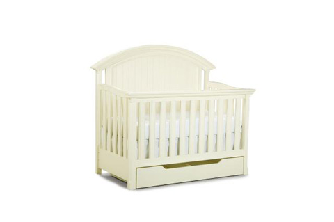 Image of Nursery Convertible Crib