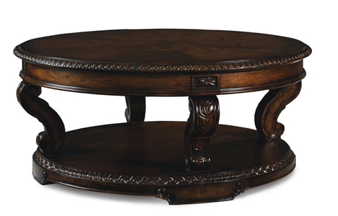 Image of Pemberleigh Round Cocktail Table