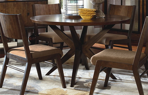 Legacy Classic Furniture - Kateri Round Pedestal Table - 3600-520