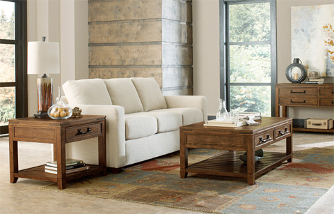 Legacy Classic Furniture - River Run End Table - 4740-505