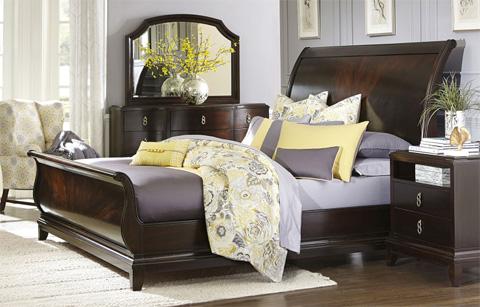 Legacy Classic Furniture - Dresser Mirror - 4450-0100