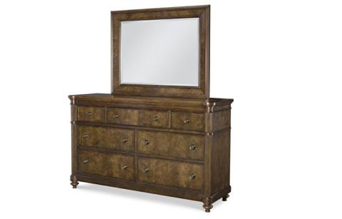 Legacy Classic Furniture - Landscape Mirror - 5200-0400