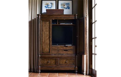 Legacy Classic Furniture - Wardrobe - 5200-2401K