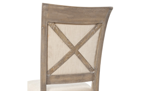 Legacy Classic Furniture - Upholstered Back Side Chair - 2760-140 KD