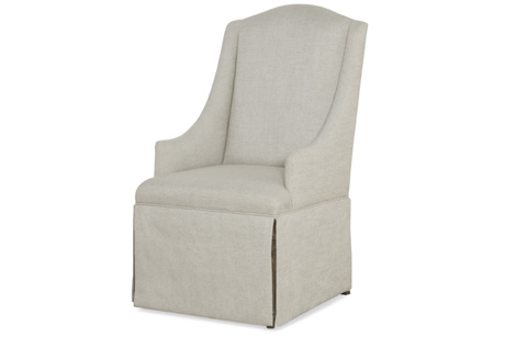 Image of Upholstered Host Chair