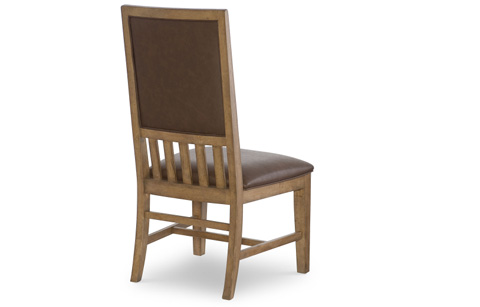 Legacy Classic Furniture - Upholstered Back Side Chair - 5610-440 KD