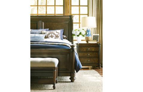 Legacy Classic Furniture - California King Panel Bed - 5200-4107K
