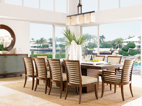 Tommy Bahama - Kowloon Side Chair - 536-882-01