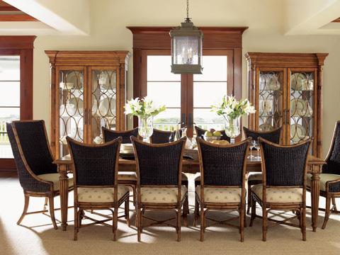 Tommy Bahama - Grenadine Rectangular Dining Table - 531-877