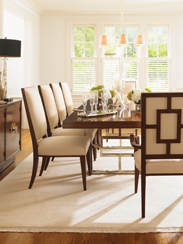 Lexington Home Brands - Leigh Arm Chair - 458-881-01