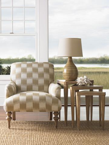 Lexington Home Brands - Cupertino Triangular Nesting Tables - 830-952