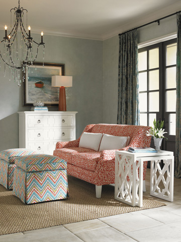 Tommy Bahama - Somers Isle Hall Chest - 543-973