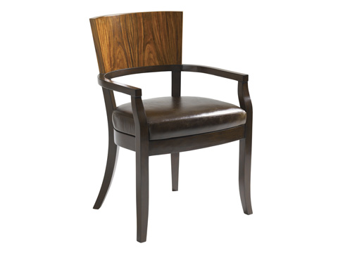 Image of Allure Arm Chair