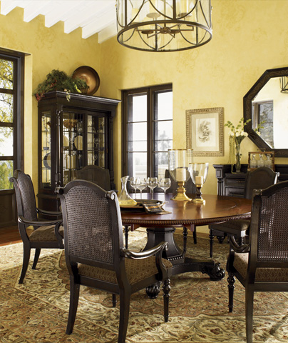 Tommy Bahama - Bonaire Round Dining Table - 621-870C