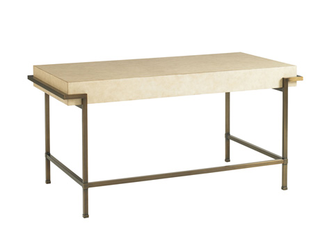 Lexington Home Brands - Parchment Writing Desk - 100PR-402
