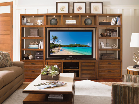 Lexington Home Brands - Crystal Sands Bookcase - 279LK-645