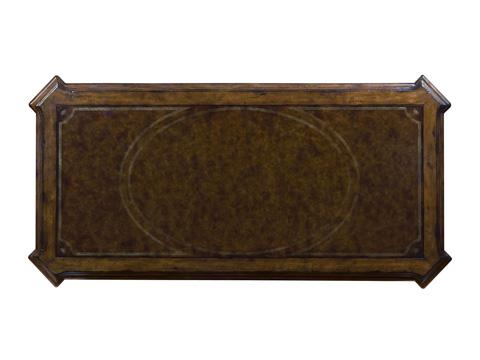 Lexington Home Brands - Pedestal Desk - 8051-1-LR