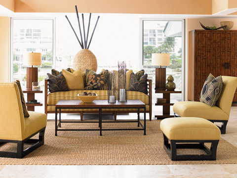 Tommy Bahama - Fusion Chair - 1523-11