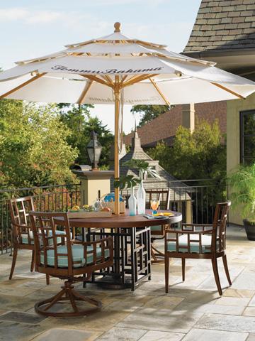 Tommy Bahama - Swivel Rocker Dining Chair - 3120-13SR
