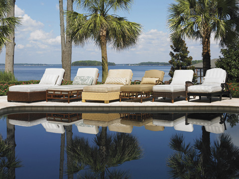 Tommy Bahama - Chaise - 3160-75