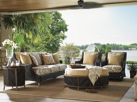 Tommy Bahama - Swivel Lounge Chair - 3170-11SW