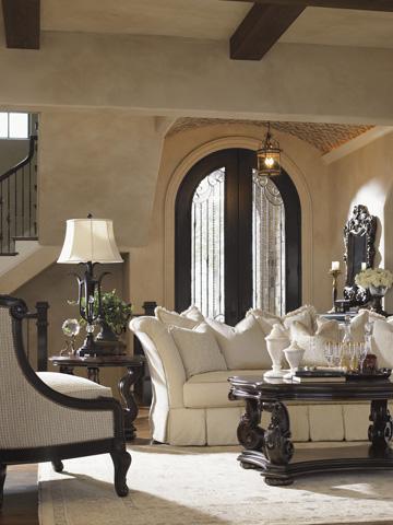 Lexington Home Brands - Elisabetta Sofa - 7606-33