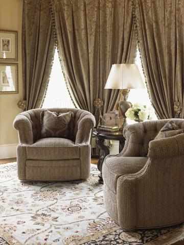 Lexington Home Brands - Feroni Swivel Chair - 7718-11SW