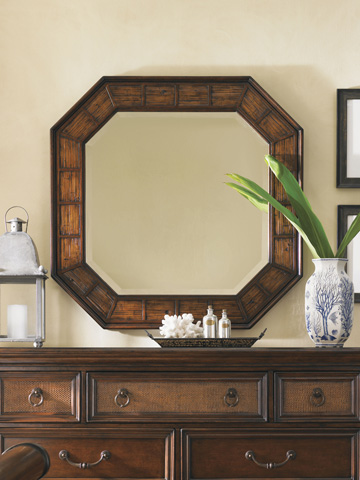 Tommy Bahama - Cape Coral Mirror - 545-204