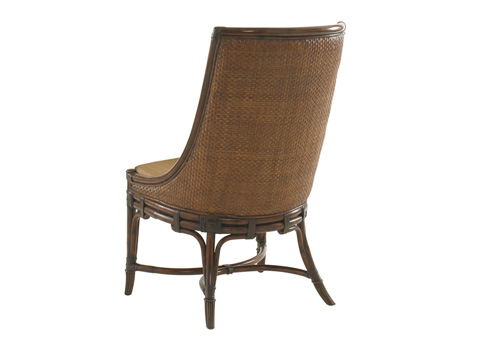 Tommy Bahama - Royal Palm Upholstered Side Chair - 545-882-01