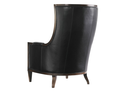 Lexington Home Brands - Greenwood Leather Chair - LL1597-11