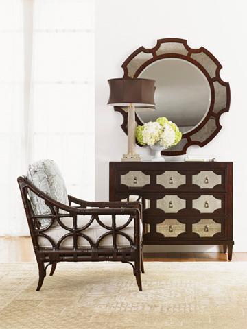 Lexington Home Brands - Del Mar Round Mirror - 708-201