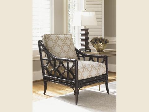 Lexington Home Brands - Maxfield Metal Lamp Table - 708-955