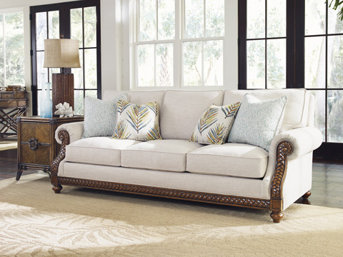 Tommy Bahama - Bungalow Chairside Chest - 593-957